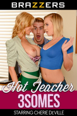 Hot Teacher 3somes