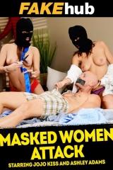 Masked Women Attack