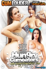 Hungry Cum Eaters, volume 02