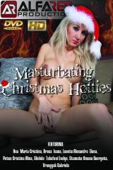 Masturbating Christmas Hotties
