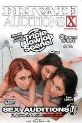 Sex Auditions 07 - Triple Blowjob