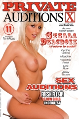 Sex Auditions 11- STELLA DELCROIX, J'adore to suck